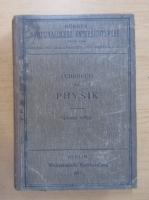 Anticariat: H. Boerner - Lehrbuch der Physik