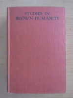 Anticariat: High Clifford - Studies in brown humanity