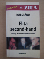 Anticariat: Ion Spanu - Elita second-hand