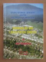 Iosif Comanescu - Studiu istorico-statistic asupra prezentului si trecutului a romanilor din localitatea Codlea