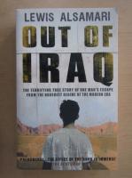 Anticariat: Lewis Alsamari - Out of Iraq