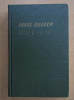 Anticariat: Louis Aragon - Choix de poemes