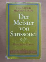 Anticariat: Martin Stade - Der Meister von Sanssouci