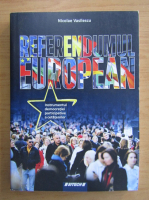 Anticariat: N. Vasilescu - Referendumul european