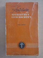 Anticariat: Paul Ernst - Komodianten und Spitzbubengeschichten