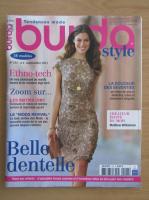 Revista Burda, nr. 9, septembrie 2012