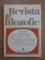 Anticariat: Revista de Filosofie, tomul XXII, nr. 2, 1975