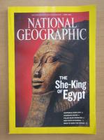 Anticariat: Revista National Geographic, vol. 215, nr. 4, aprilie 2009