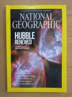 Anticariat: Revista National Geographic, vol. 217, nr. 2, februarie 2010