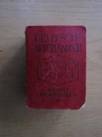 Anticariat: S. Z. Abrahams - Liliput Worterbuch Deutsch-Hollandisch