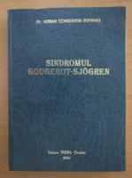 Anticariat: Adrian Constantin Romanul - Sindromul Gougeror-Sjogren