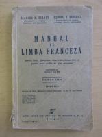 Anticariat: Blanche M. Berney - Manual de limba franceza