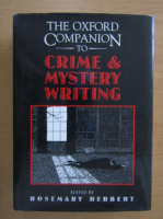 Anticariat: Crime and Mystery Writing