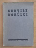 Anticariat: Curtile Dorului, anul I, nr. 2-4, februarie-aprilie 1941
