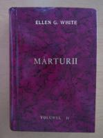 Anticariat: Ellen G. White - Marturii (volumul 2)