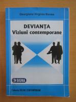Georgiana Virginia Bonea - Devianta. Viziuni contemporane