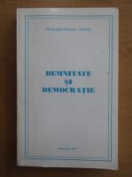 Anticariat: Gh. Kovacs-Eichner - Demnitate si democratie