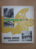 Anticariat: Gheorghe Focsa - Muzeul satului din Bucuresti