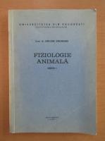 Anticariat: Grigore Strungaru - Fiziologie animala (partea I)