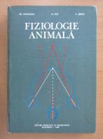 Anticariat: Grigore Strungaru - Fiziologie animala