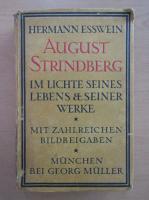 Anticariat: Hermann Esswein - August Strindberg