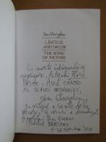 Anticariat: Ioan Gheorghian - Cantecul miresmelor (cu autograful autorului, editie bilingva)