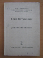 Anticariat: J. Hartmann - Logik des Verstehens