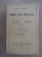 Anticariat: Marcel Planiol - Traite Pratique de Droit Civil Francais (volumul 6)