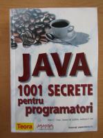 Mark C. Chan - Java. 1001 secrete pentru programatori