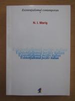 Anticariat: N. I. Maris - Existentialismul pozitiv italian