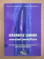 Anticariat: Paul Constantinescu - Ierarhiile luminii. Conexiuni metafizice