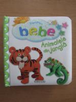 Pentru Bebe. Animalele din jungla
