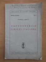 Ramiro Ortiz - Capodoperile liricei italiene