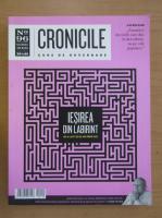 Anticariat: Revista Cronicile, nr. 96, noiembrie 2019