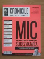 Anticariat: Revista Cronicile, nr. 97, august 2019