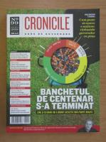 Anticariat: Revista Cronicile, nr. 99, ianuarie 2019