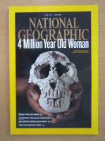 Revista National Geographic, iulie 2010