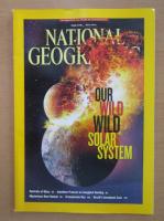 Revista National Geographic, iulie 2013