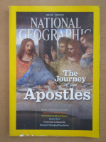 Revista National Geographic, martie 2012