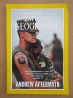 Revista National Geographic, vol. 183, nr. 4, aprilie 1993