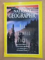 Revista National Geographic, vol. 186, nr. 4, octombrie 1994