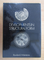 Anticariat: Rowland J. Mainstone - Developments in Structural Form