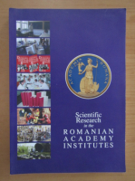 Anticariat: Scientific Research in the Romanian Academy Institutes