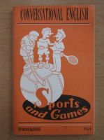 Anticariat: Sports and Games