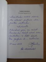 Anticariat: Vasile Manole - Prezentul timpului trecut (cu autograful autorului)