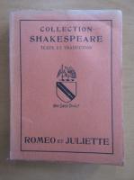 Anticariat: William Shakespeare - Romeo et Juliette