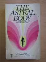 Anticariat: A. E. Powell - The astral body