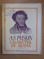 Anticariat: A. S. Puskin - Calaretul de arama