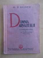 Anticariat: Al. P. Hajdeu - Domnia Arnautului