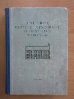 Anticariat: Anuarul Muzeului Etnografic al Transilvaniei pe anii 1959-1961